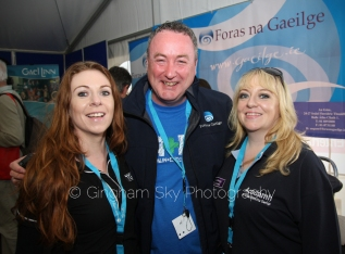 Foras na Gaeilge – Ploughing Championships[Promotional]