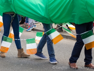 St. Patrick's Day Parade – Kilcullen 2016