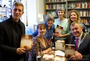 Flight of the Wren by Orla McAlinden – Book Launch, Woodbine Books