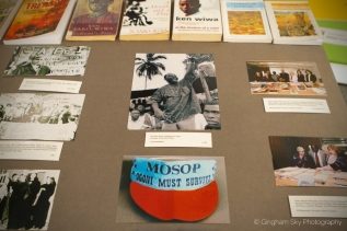 Ogoni Letters Exhibition – Athy Library