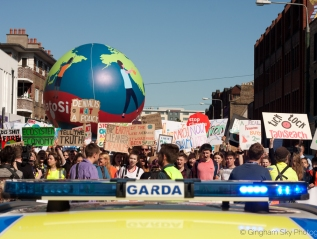 Global Climate Strike – Dublin, September 2019